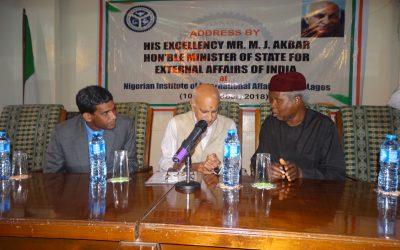India and Nigeria-Partners for Progress in Africa