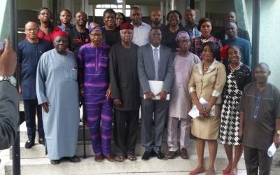 LECTURE ON THE NIGERIA'S FOREIGN POLICY UNDER PRESIDENT BUHARI'S ADMINISTRATION (2015-2019)