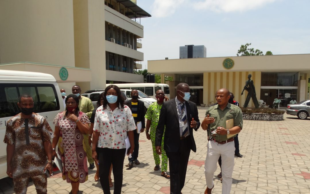 DG holds Inaugural Meeting With Staff