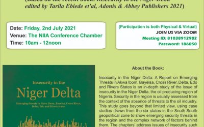 Roundtable on Insecurity in the Niger Delta